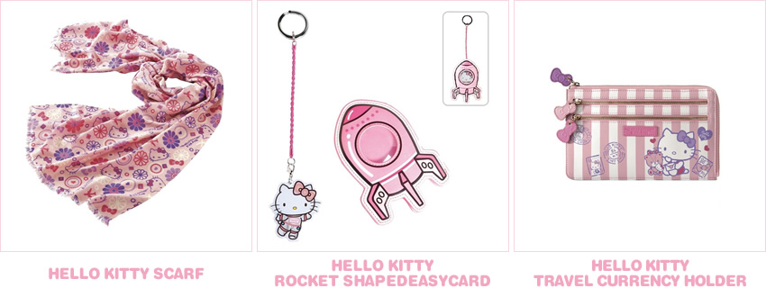 Hello Kitty Jet Travels with You  Hot News